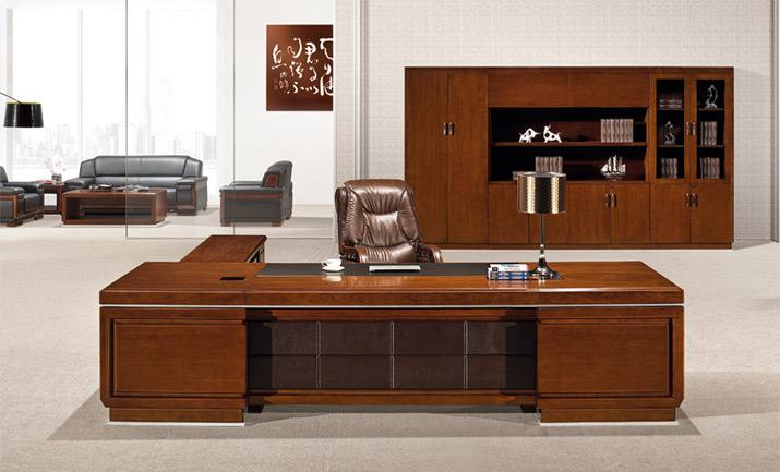 大班台老板桌