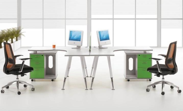 屏风胶板办公家具