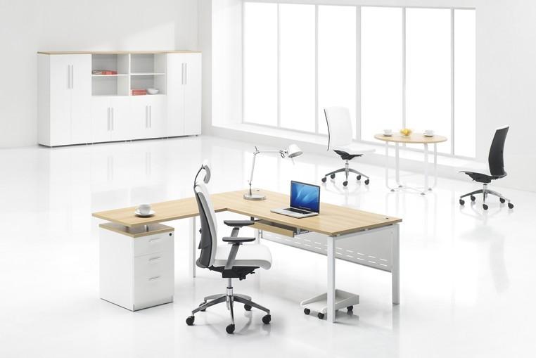 胶板台办公家具