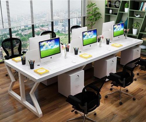铁质办公桌