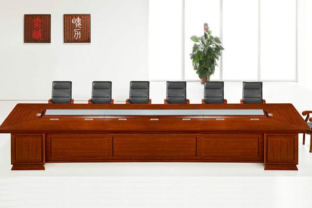 木质会议桌