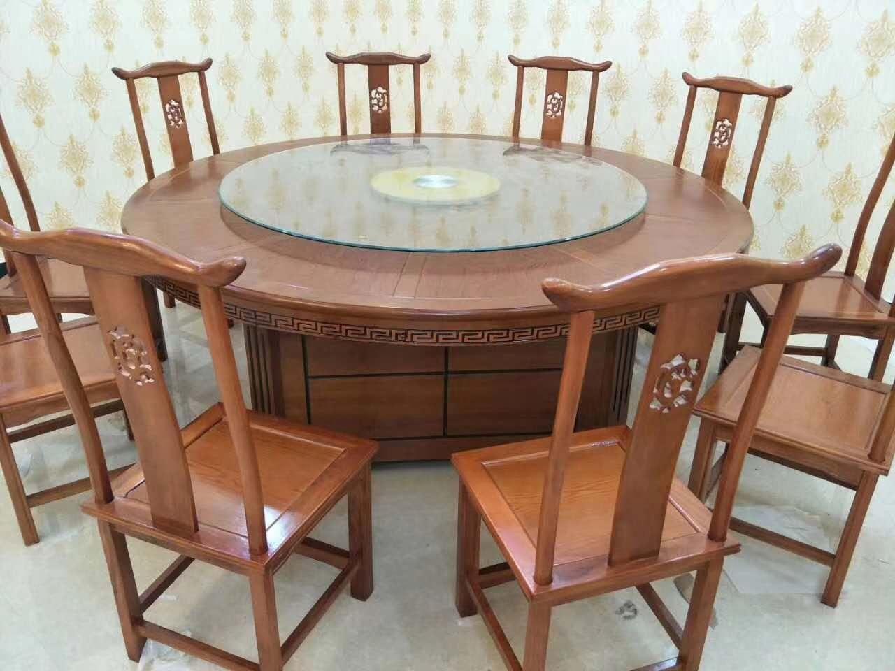 中今酒店产餐桌椅